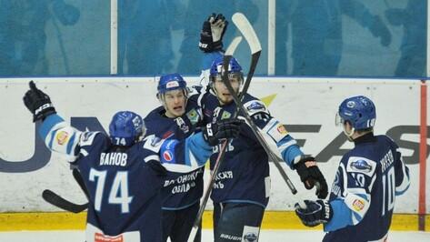 Хоккеисты «Россоши» вышли в финал МХЛ