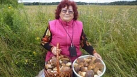 В Павловском районе открылся грибной сезон