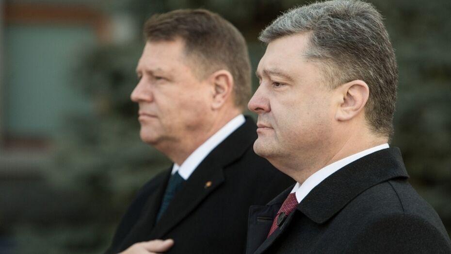 Петр Порошенко заявил о намерении разморозить приднестровский конфликт