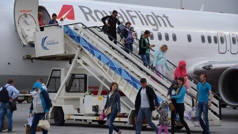 Все вылетевшие из Воронежа в Египет туристы вернулись домой