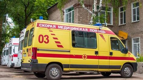 В Воронеже мужчина провалился в яму на улице Хользунова