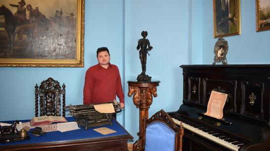 Экспозицию Борисоглебского музея включили в контент сайта Минкультуры РФ Artefact