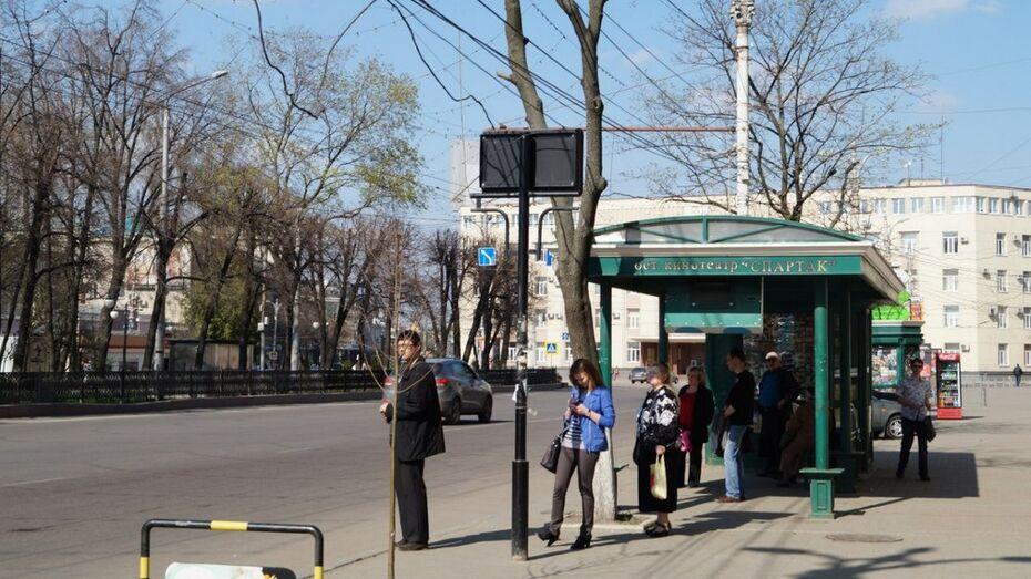 Воронежские общественники пересчитают интервалы движения автобусов