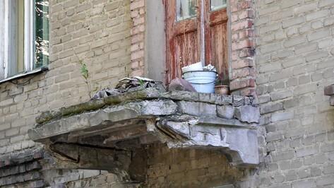 Более 600 воронежцев планируют переселить из аварийного жилья в 2021 году