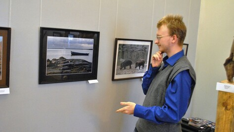 В Лисках открылась выставка «Наедине с природой»
