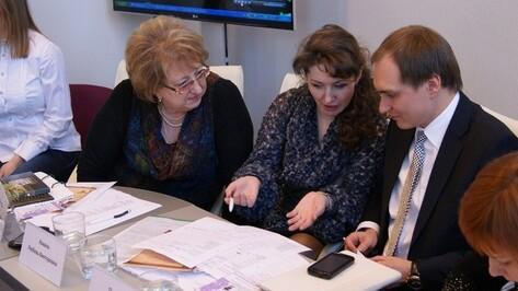 В Воронеже День политконсультанта отметили игрой «Что? Где? Когда»