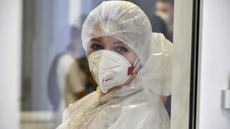 От коронавируса скончались 10 жителей Воронежской области за сутки
