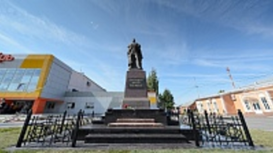 Бутурлиновке вернули памятник Александру II