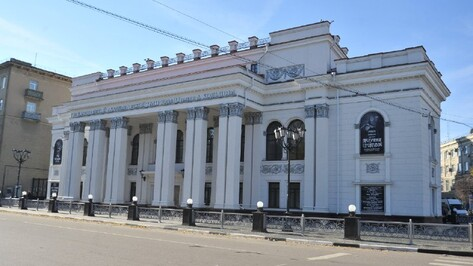 Воронежский драмтеатр покажет видеозаписи старых спектаклей