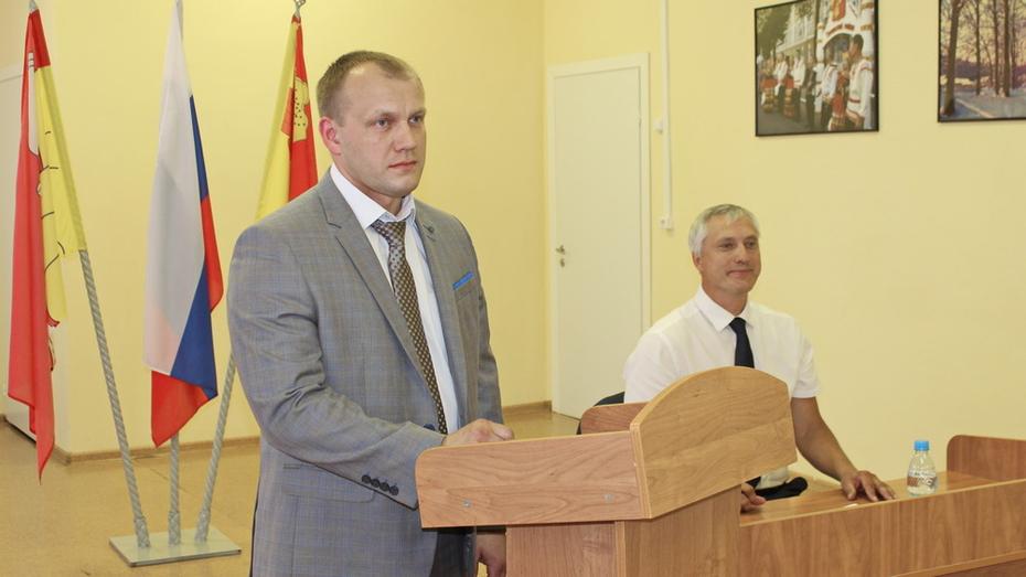 В Воронежской области назначили главу администрации Терновского района