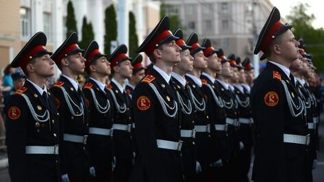 В Воронеже стартовал юбилейный Парад Победы