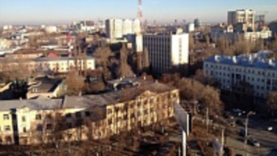На выходных в Воронеже будет сухо и солнечно