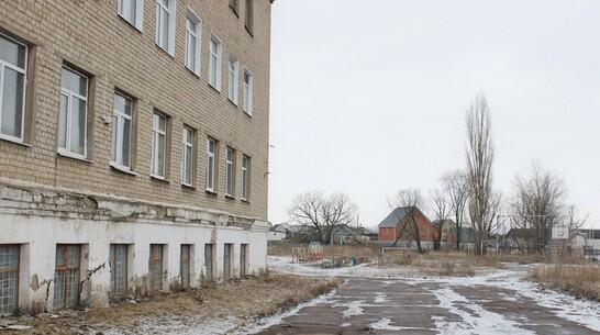 Филиал Новохоперского психоневрологического интерната на 70 мест откроют в Таловой
