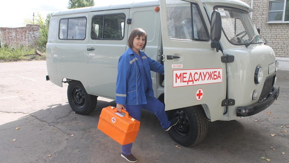 В Петропавловском районе сельская амбулатория получит новую «скорую»