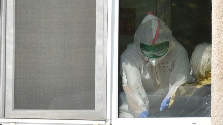 В Воронежской области осталось 2 тыс госпитализированных пациентов с ковидом