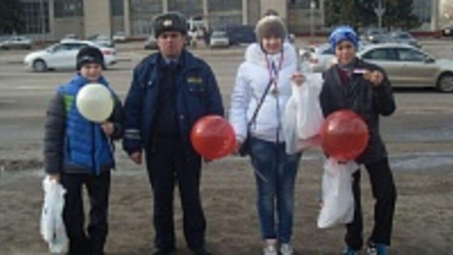 Каширцы стали победителями областных соревнований юных инспекторов дорожного движения