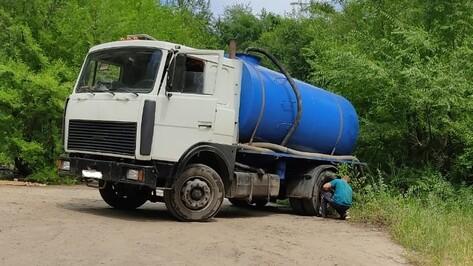 Воронежский водоканал начал охоту на «серых ассенизаторов»