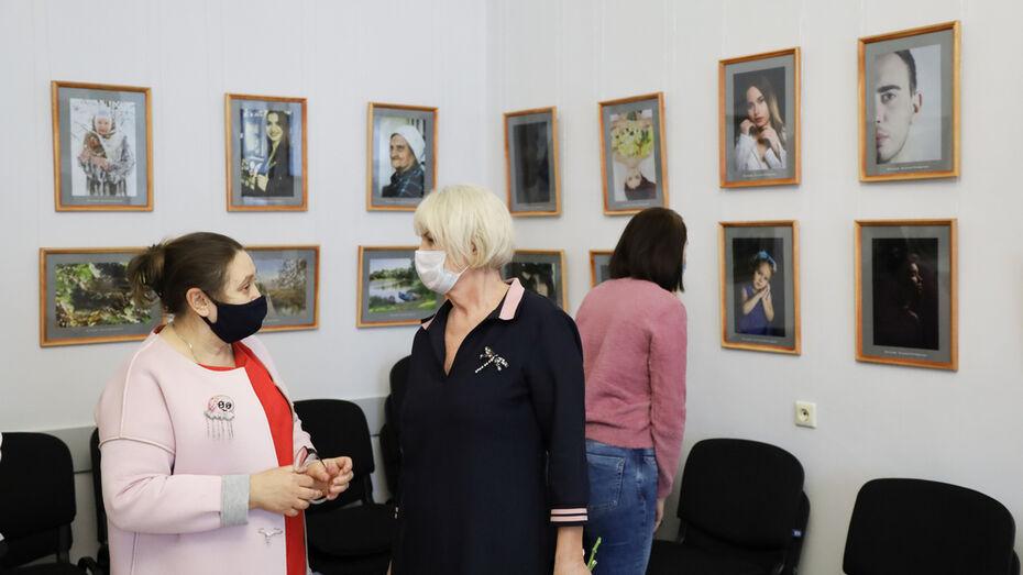 Фотовыставка о городе открылась в Борисоглебске