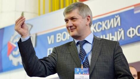 Общественники предложили выдвинуть на выборы мэра Воронежа вице-губернатора Воронежской области Александра Гусева