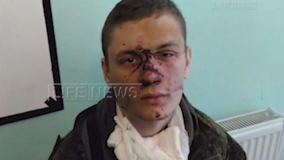 Подозреваемый в убийстве медсестер курсант из Воронежа попал на видео