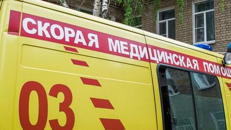 Житель Россоши получил ожоги лица и рук из-за взрыва баллона с пеной