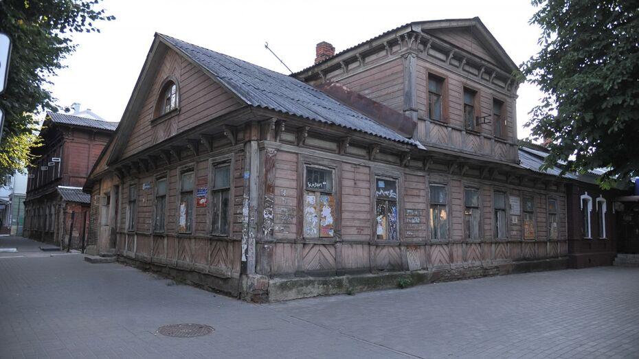 Легенды Воронежа. Усадьба Плотникова – уходящее деревянное зодчество