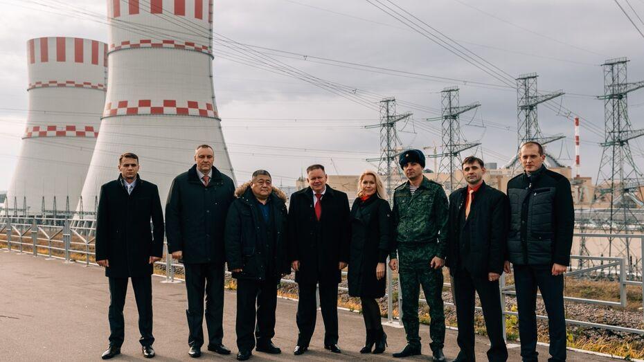 Опыт Нововоронежской АЭС в охране гособъектов будут перенимать ВВ МВД Беларуси