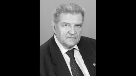 Профессор медуниверситета скончался в Воронеже после тяжелой болезни