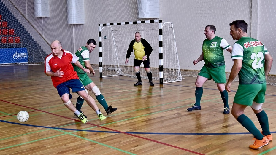 В Бутурлиновке районный чемпионат по мини-футболу пройдет с 6 по 28 апреля