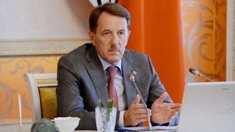 Воронежский губернатор закрепился в топ-5 медиарейтинга глав регионов ЦФО