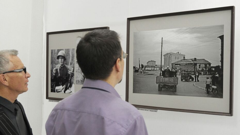 Фотокоры районных газет откроют в Воронеже выставку о свидетелях войны