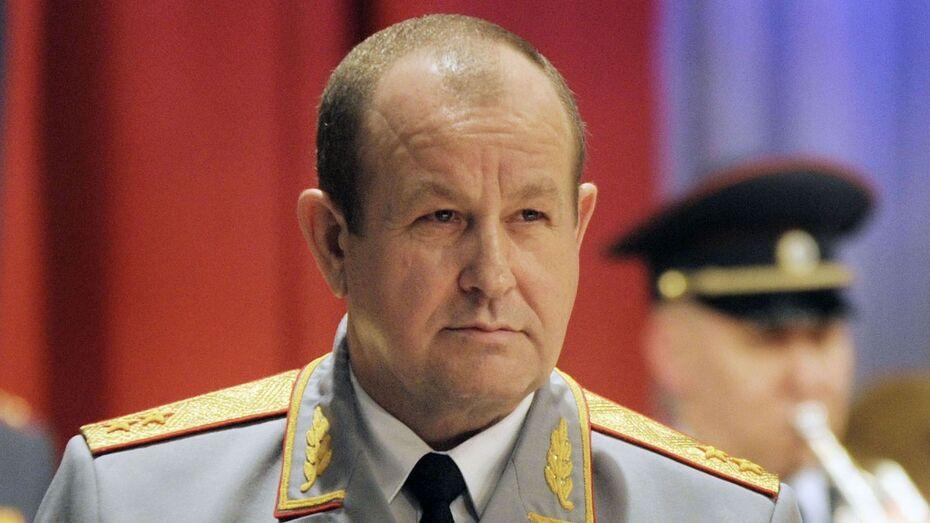 Начальник ГУ МВД по Воронежской области заработал 1,82 млн рублей в 2016 году