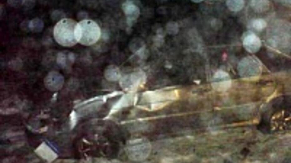 В Аннинском районе «ВАЗ» улетел в кювет: водитель погиб