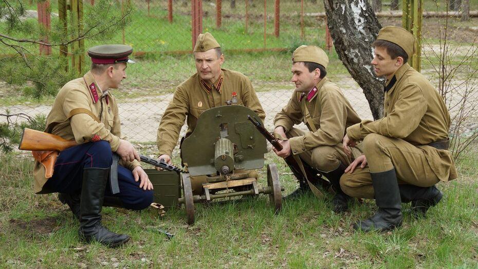 В Репьевском районе пройдет реконструкция боя Великой Отечественной