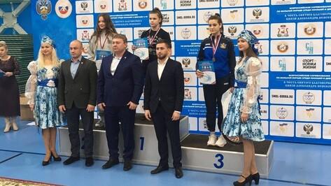 Лискинская спортсменка завоевала «бронзу» Всероссийских соревнований по вольной борьбе