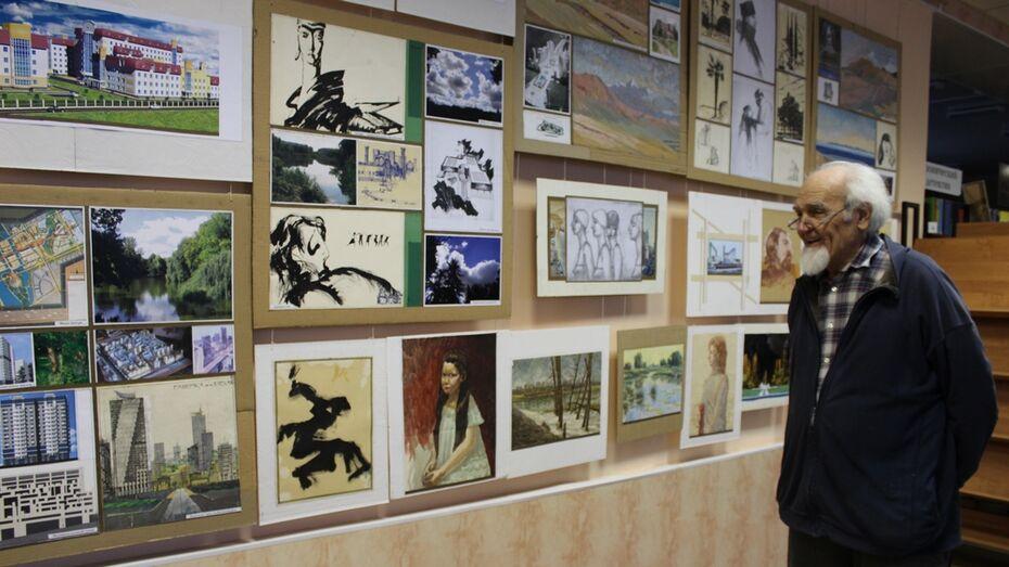 Лискинцев пригласили на выставку архитекторов 28 декабря
