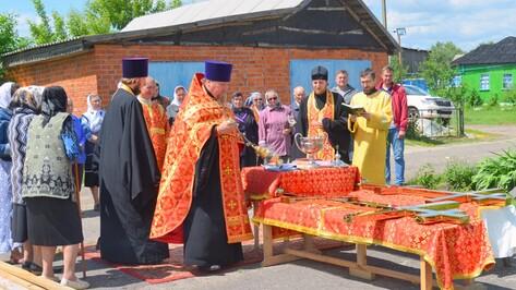 В репьевском селе Новосолдатка закончили реставрацию храма