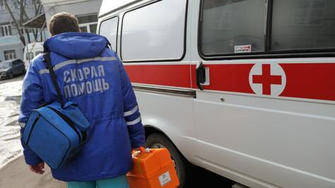 Под Воронежем машина сбила насмерть 82-летнего мужчину и умчалась с места ДТП