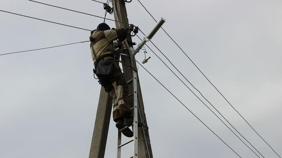 Энергосберегающие фонари установят в 6 населенных пунктах Подгоренского района