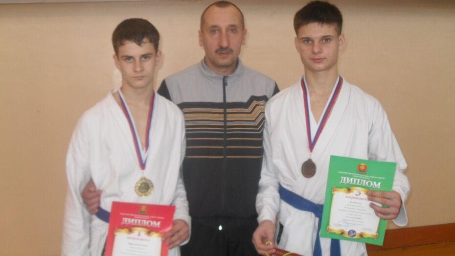 Поворинский каратист стал победителем чемпионата ЦФО