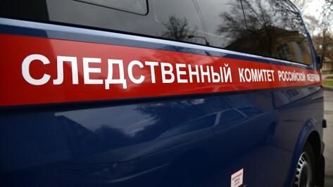 В Воронежской области водитель автокрана погиб после падения из-за порыва ветра