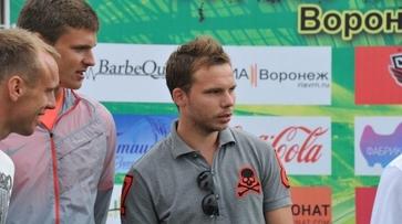 Воронежский футболист Роман Шишкин получил вызов в сборную России