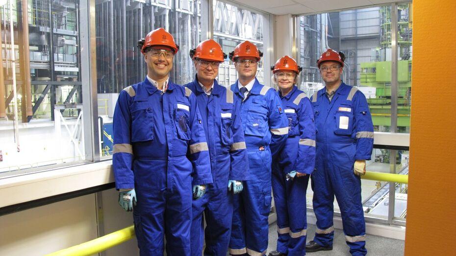 Нововоронежская АЭС: британских атомщиков заинтересовал российский опыт работы с оперативным персоналом