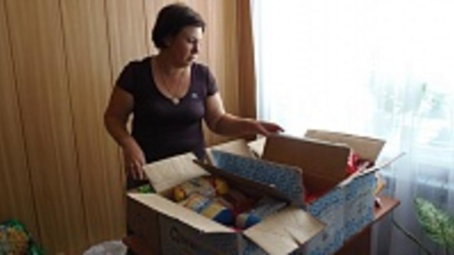В Верхнемамонский район прибыли 205 временных переселенцев  из юго-восточных районов Украины