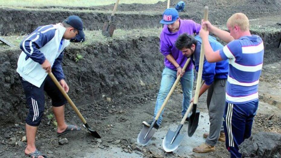 В Таловском районе юные археологи заглянули в четвертое тысячелетие до нашей эры