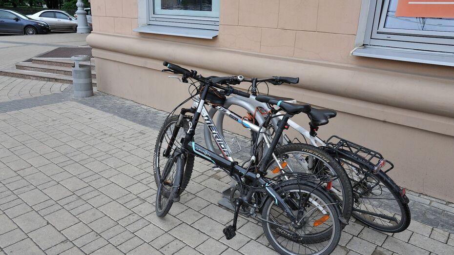 Воронежцы стали вдвое чаще покупать велосипеды