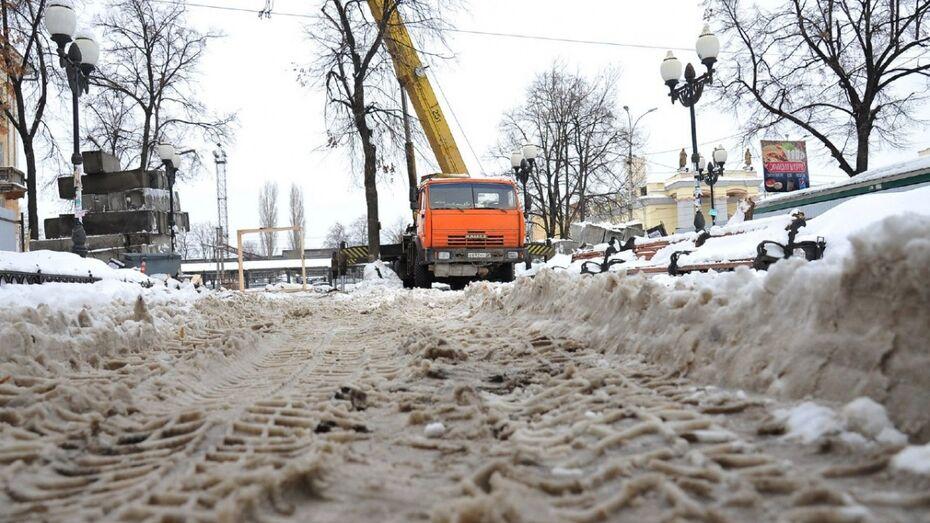 Прокуратура проверит законность строительства кафе у вокзала в Воронеже