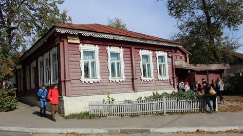 Хохольские школьники отметили юбилей Ивана Бунина поездкой в Елец
