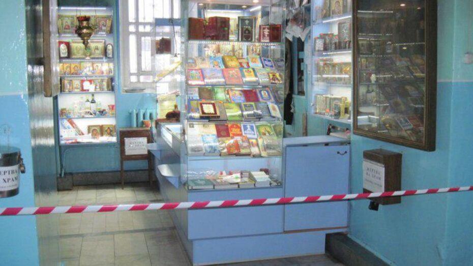 Воронежец обокрал саранский храм на 1 млн рублей