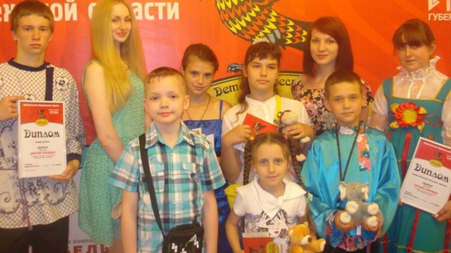 Подгоренцы заняли два призовых места на фестивале «Старая, старая сказка»
